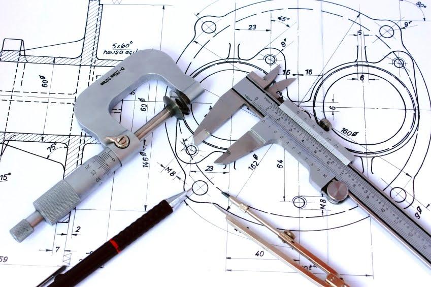 Leitura e interpretação de desenho técnico